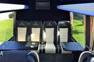 16 Seater VIP coach