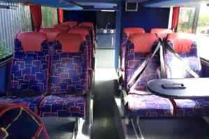 72 - 84 Seater Executive