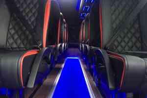 Luxury 19 seater