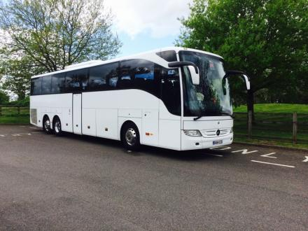 Large Coaches - Your Coach Hire