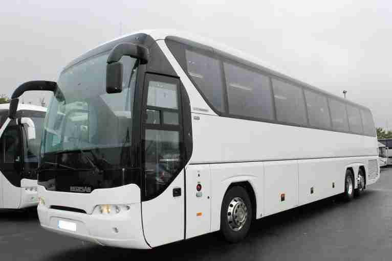 61 Seater Executive coach hire