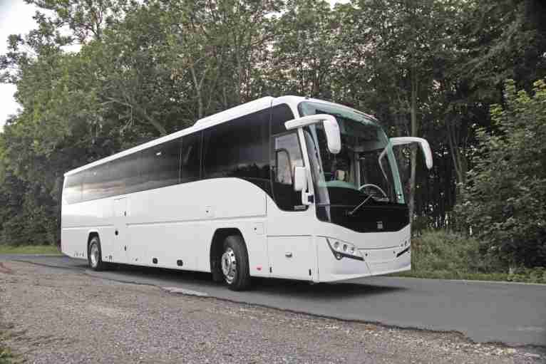 49/53 Seater Executive coach hire