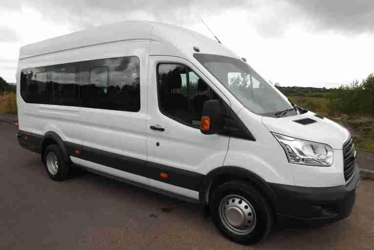 16 Seater Minibus coach hire