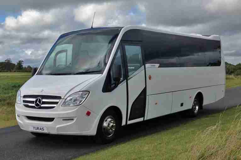 24/29 Seater Coach coach hire