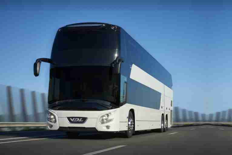 72 - 84 Seater Executive coach hire
