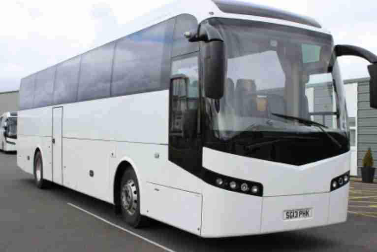 49/53 Seater Standard coach hire