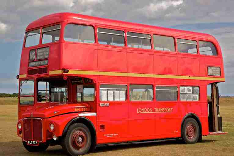 Routemaster coach hire