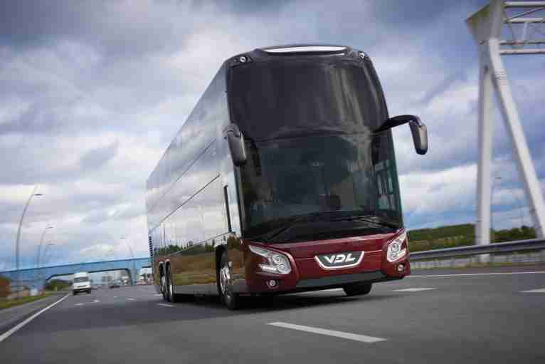 94 seater executive coach